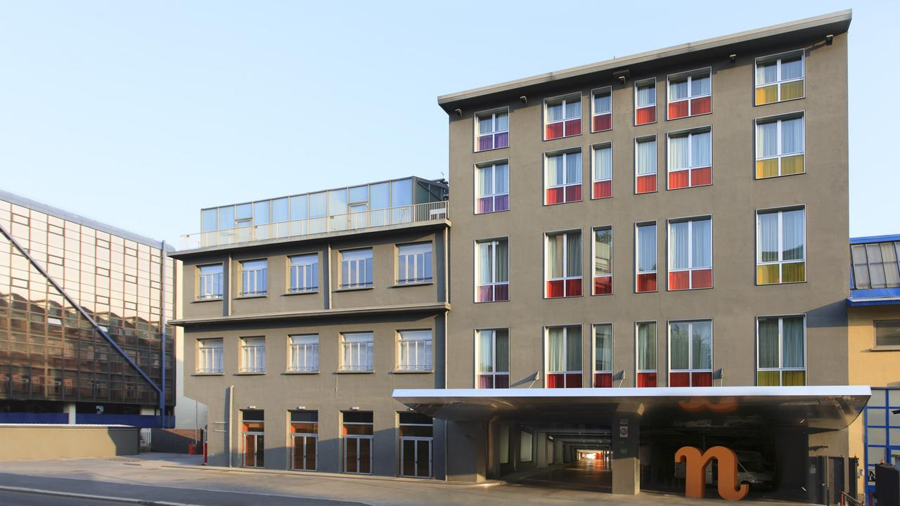отель Nhow Milan в Милане