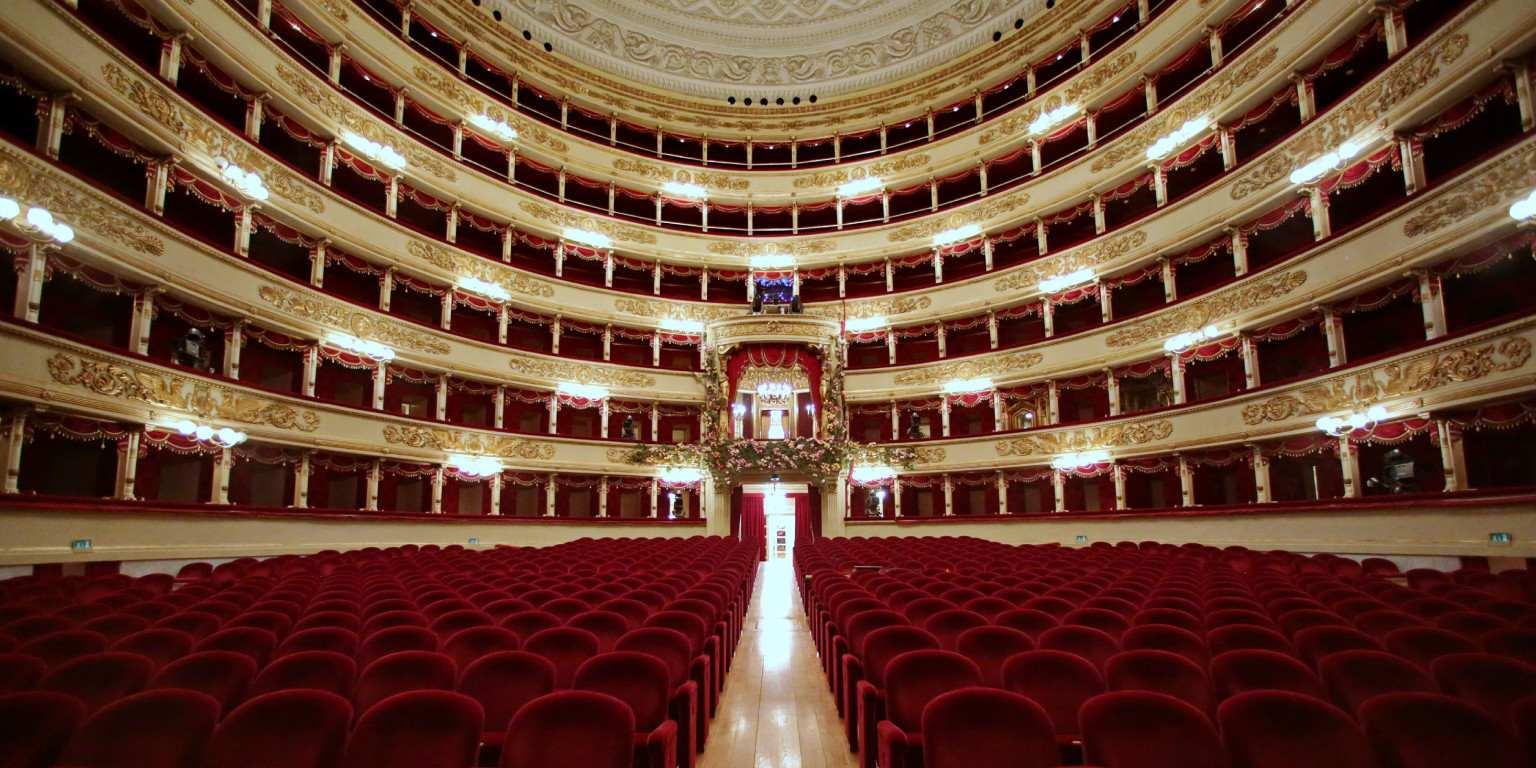 Оперный театр Ла Скала в Венеции