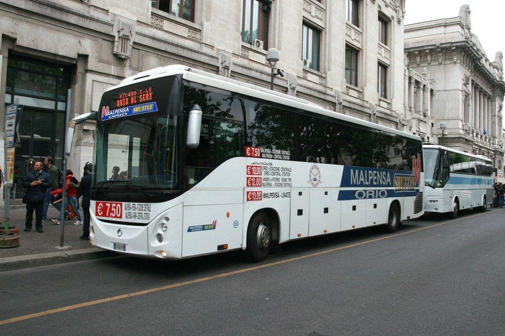 Автобусы Orio Shuttle