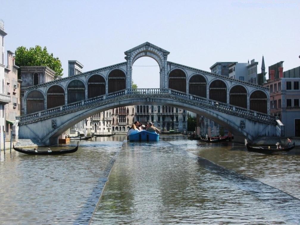 Венеция в миниатюре