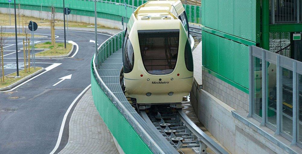 Поезд от аэропорта Пизы