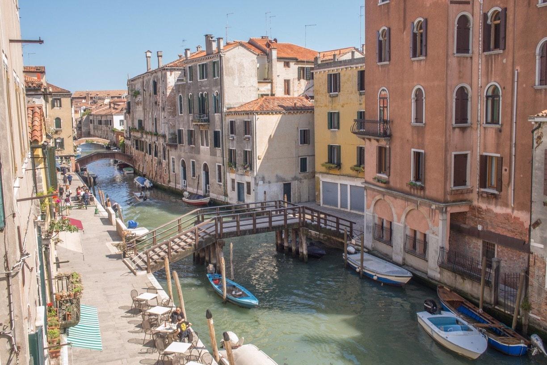 Район Каннареджо в Венеции