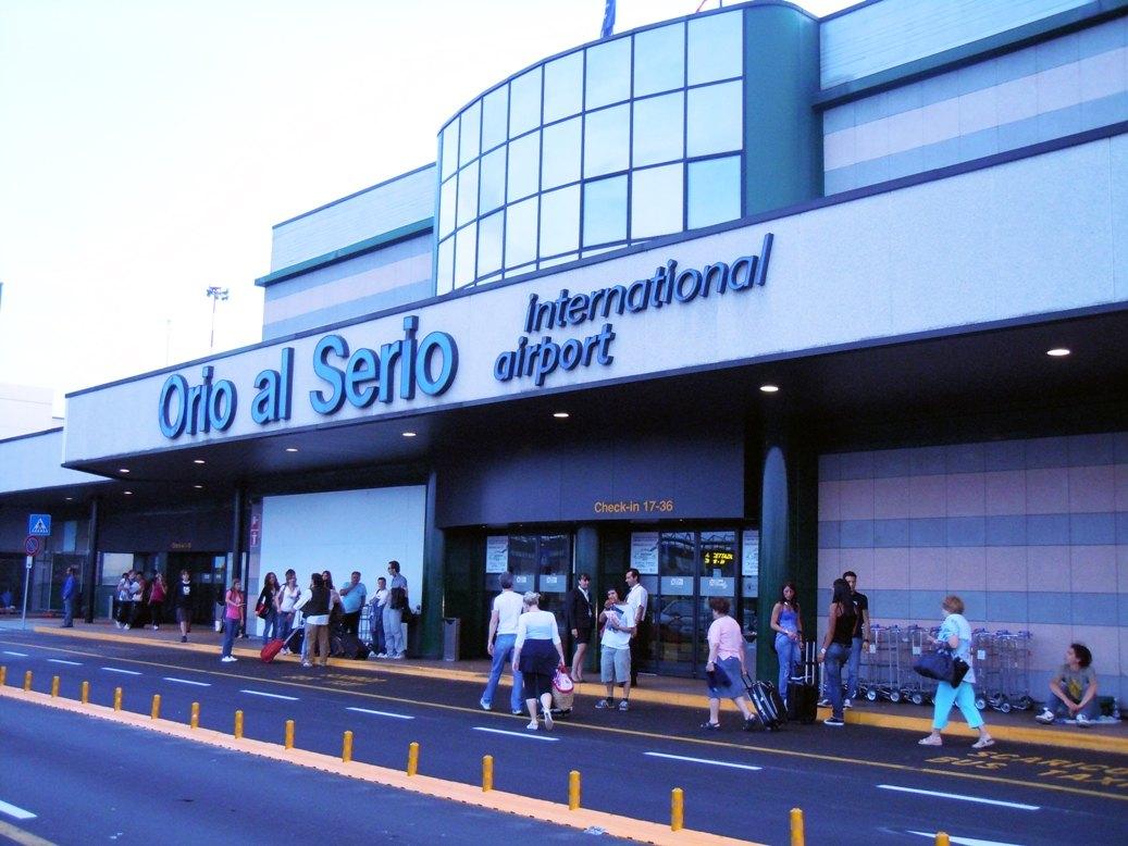 Аэропорт Бергамо – Орио-аль-Серио