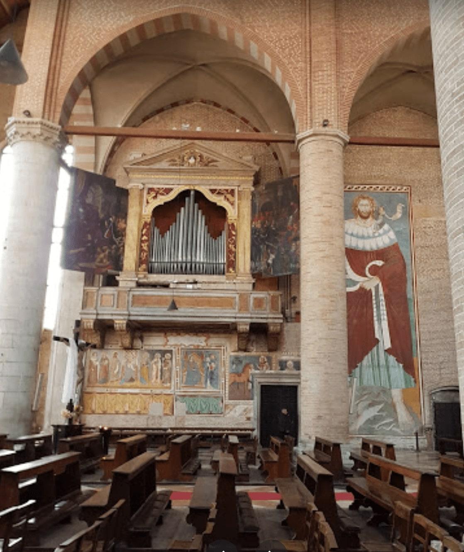 Церковь Святого Николая в Тревизо
