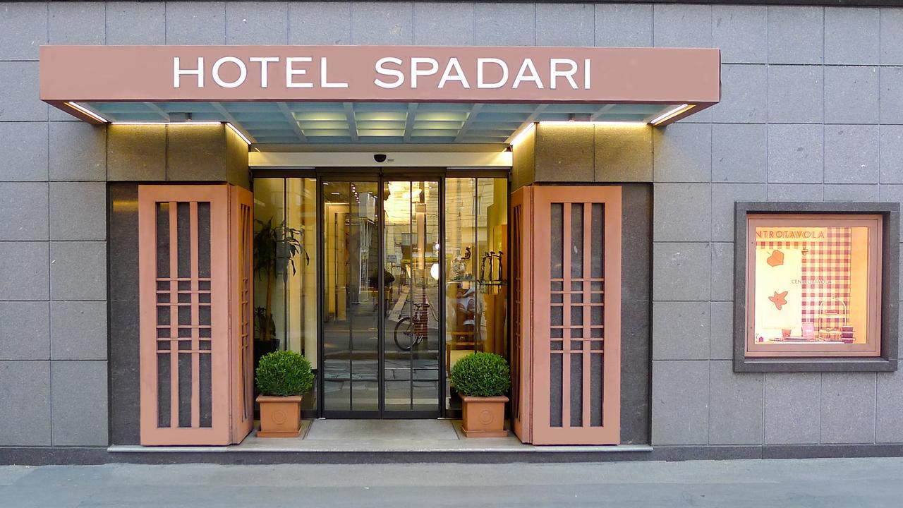 отель Spadari al Duomo в Милане