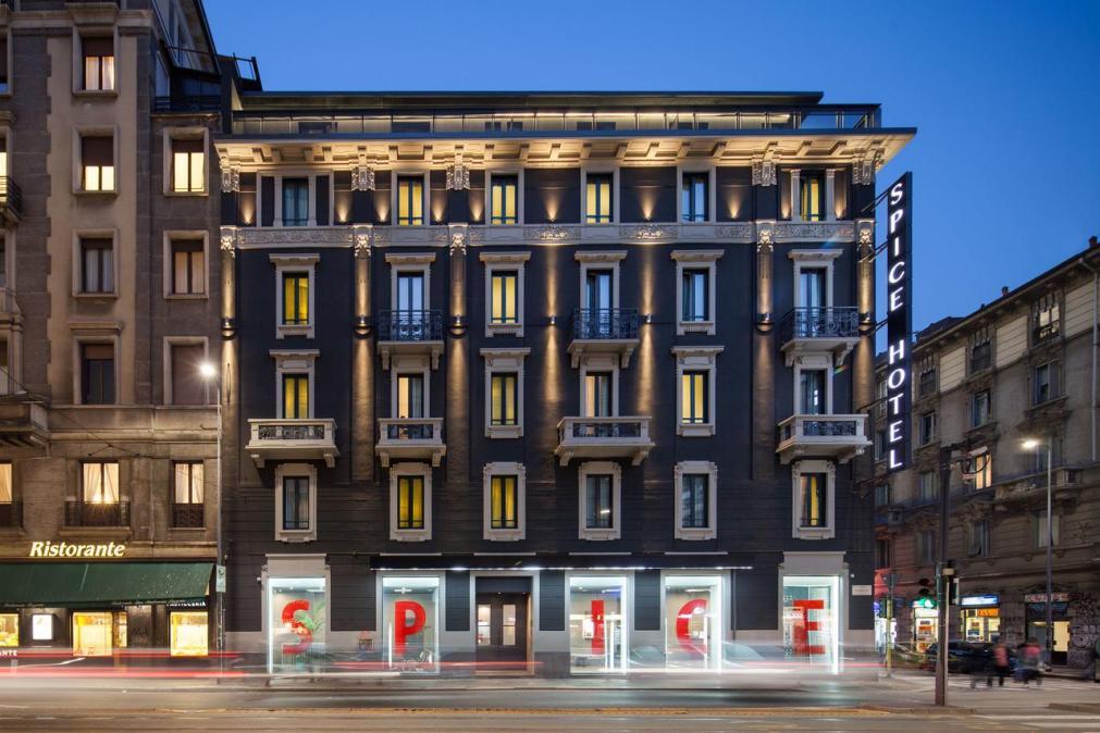 отель Spice Milano в Милане