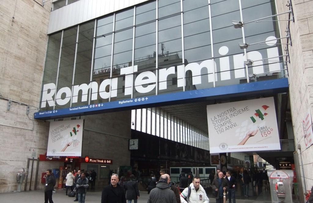 Вокзал Термини в Риме