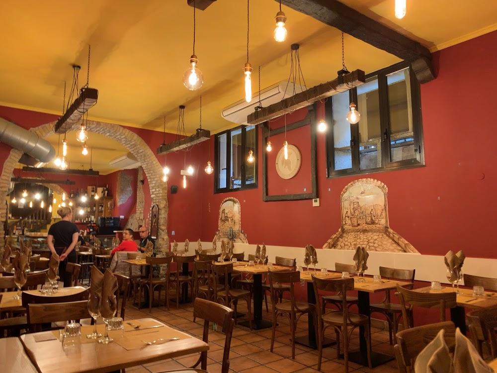 Ресторан Trattoria Vecchia Roma в районе Термини