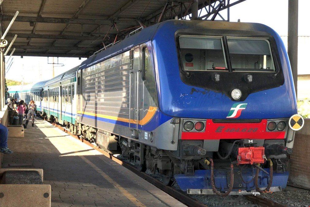 Поезд из Милана во Флоренцию