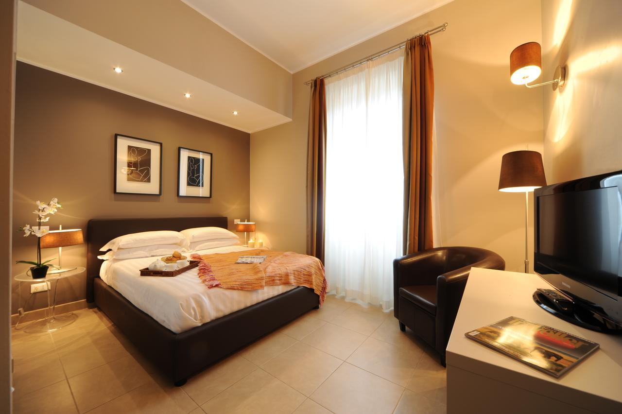 Отель Trianon Borgo Pio Aparthotel в районе Прати около Ватикана