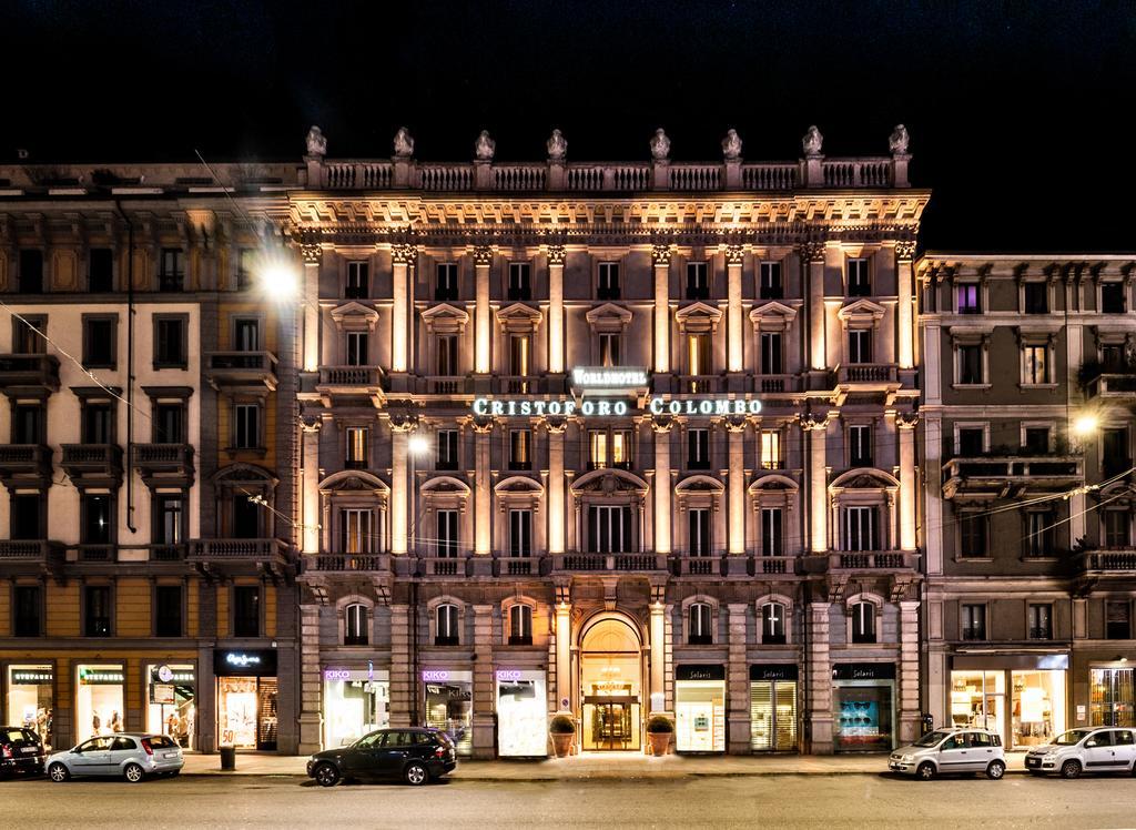 Отель Worldhotel Cristoforo Colombo в Милане