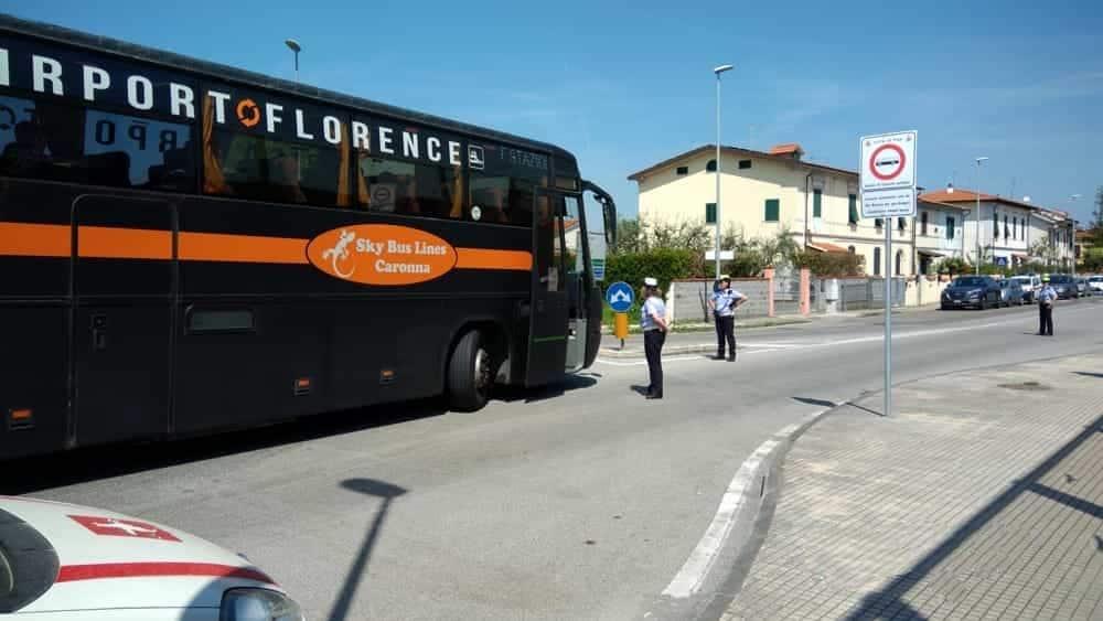автобус от аэропорта Пизы до Флоренции