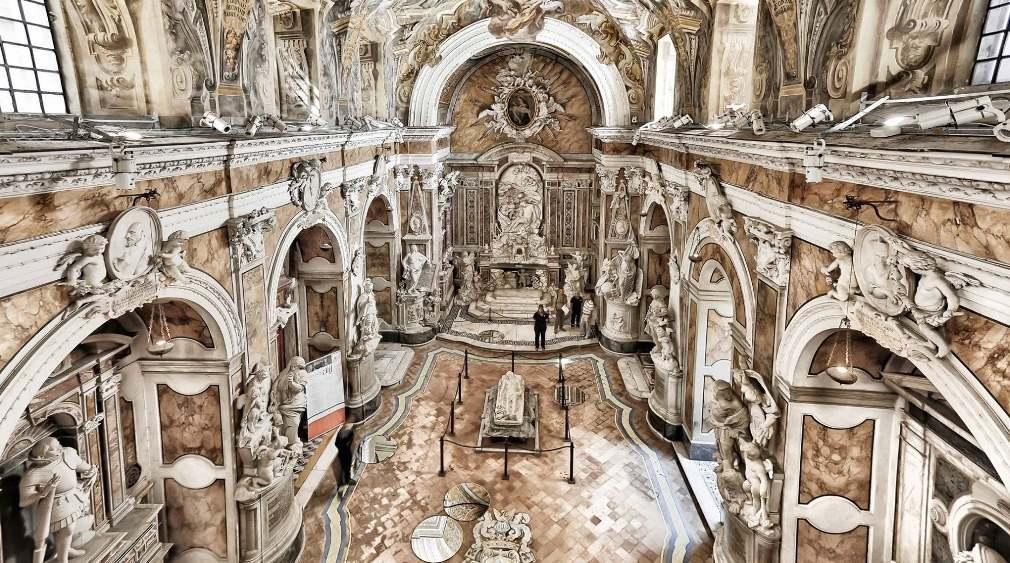 Достопримечательности Неаполя: 15 мест, которые обязательно стоит посмотреть