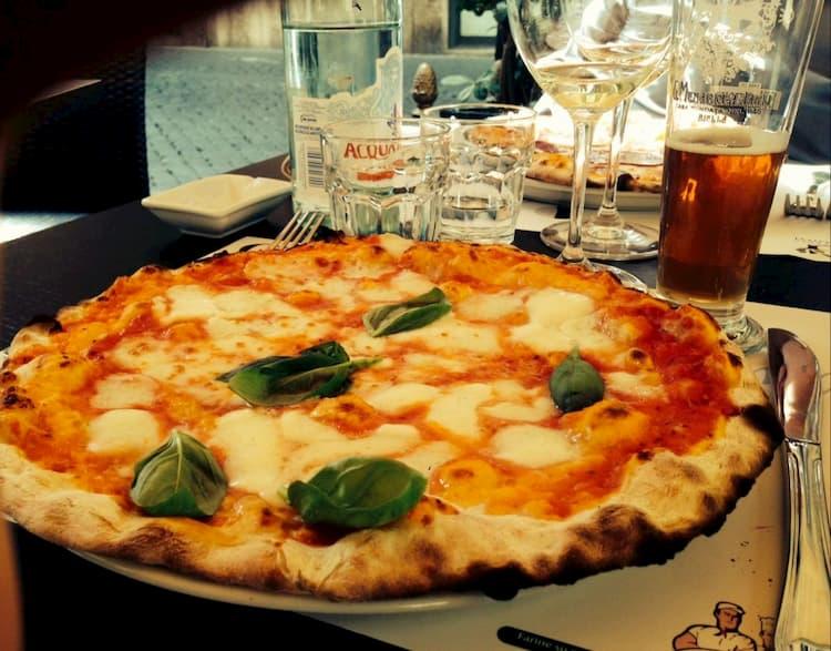 Пиццерия Emma Pizzeria в Риме