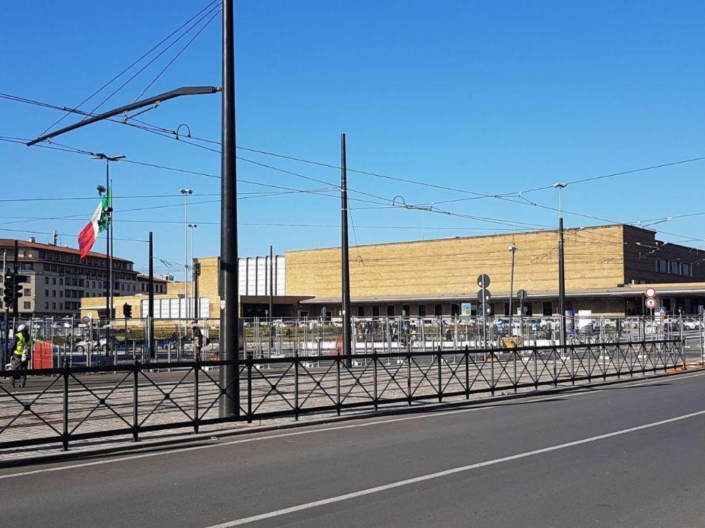 вокзал Флоренции Санта-Мария-Новелл