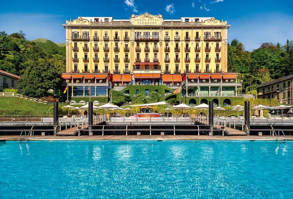 Grand Hotel Tremezzo в Тремеццо