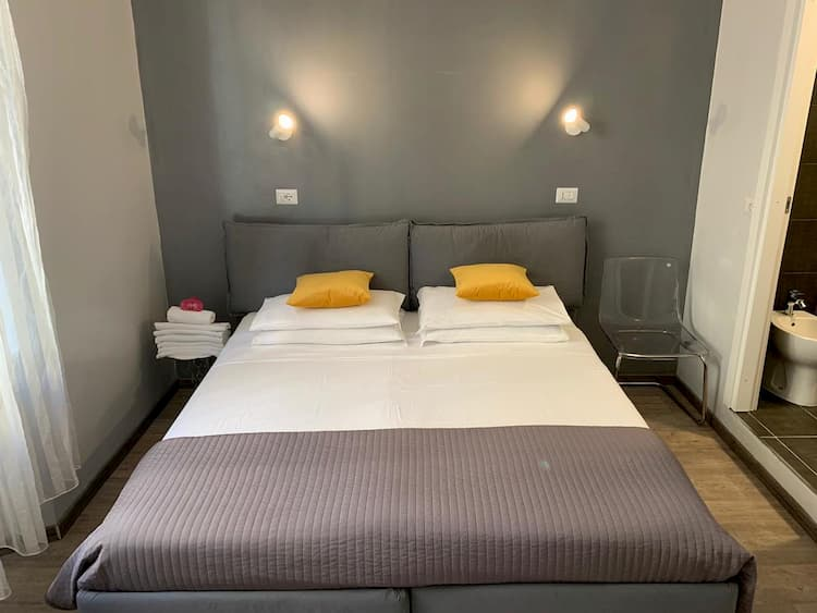 Отель Castelfidardo в Риме