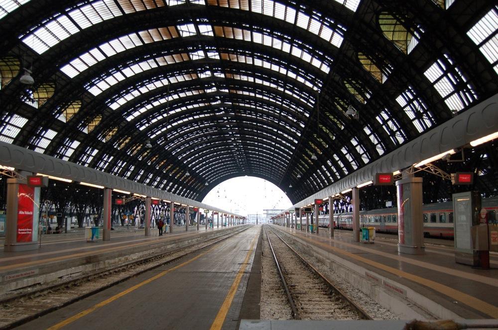 вокзала Милана