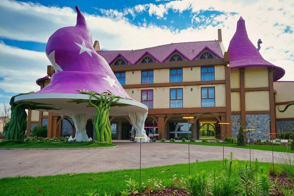 отель Gardaland