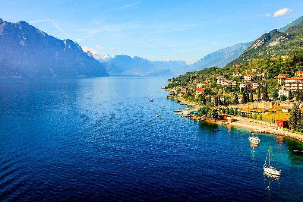 Достопримечательности озера Гарда в Италии