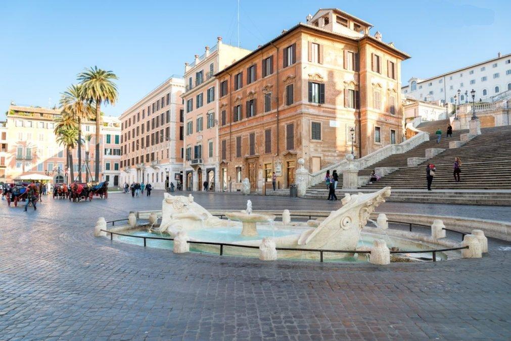 Piazza di Spagna Рим
