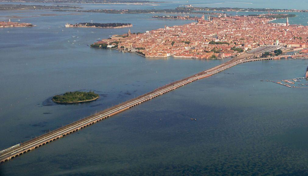 Понте-делла-Либерта или Мост Свободы