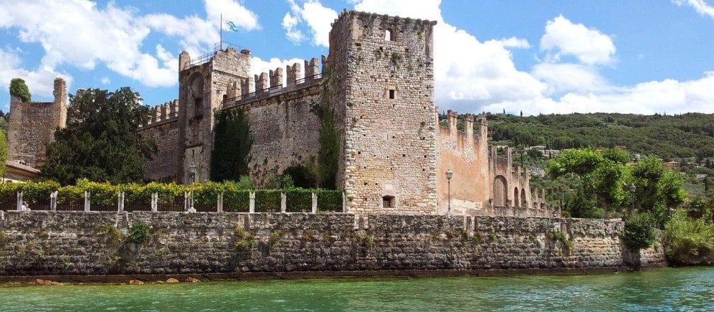 замок семьи Скалигеро