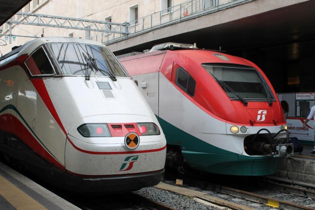 Поезда компании «Trenitalia»