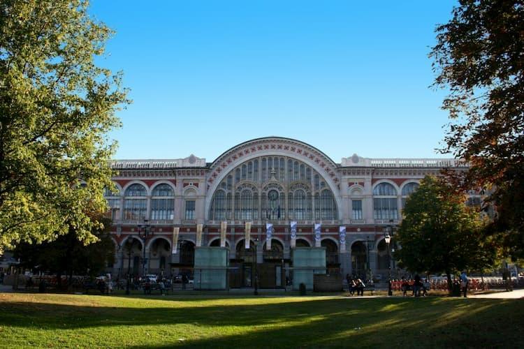 Район Порта-Нуова в Вероне