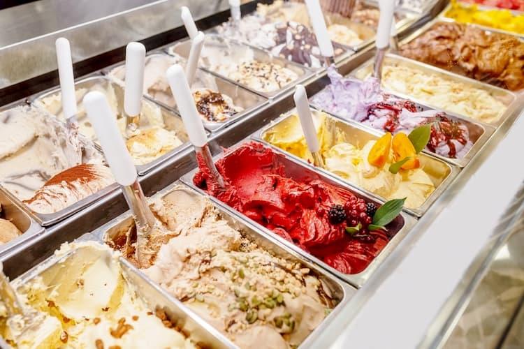 Мороженое в Трастевере