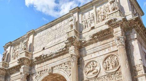 Триумфальные арки Рима
