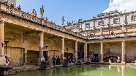Термы Рима: 3 главные бани Древнего Рима