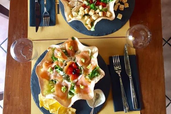 Ресторан Rione в Риме