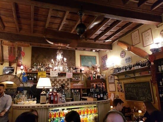 Ресторан Mimi e Coco в Риме