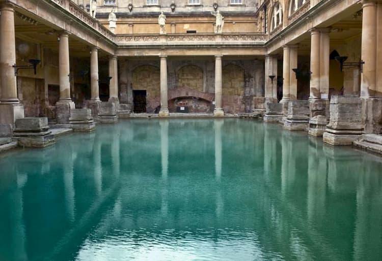 Термы в Риме