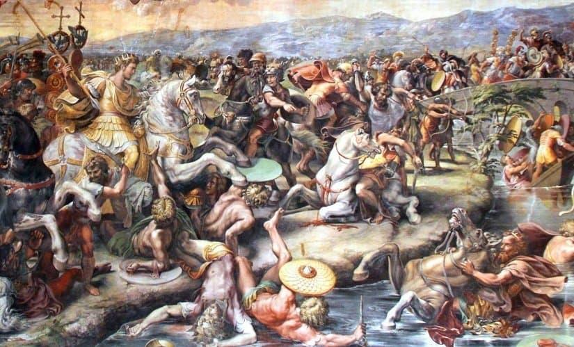 Битва у Мульвийского моста