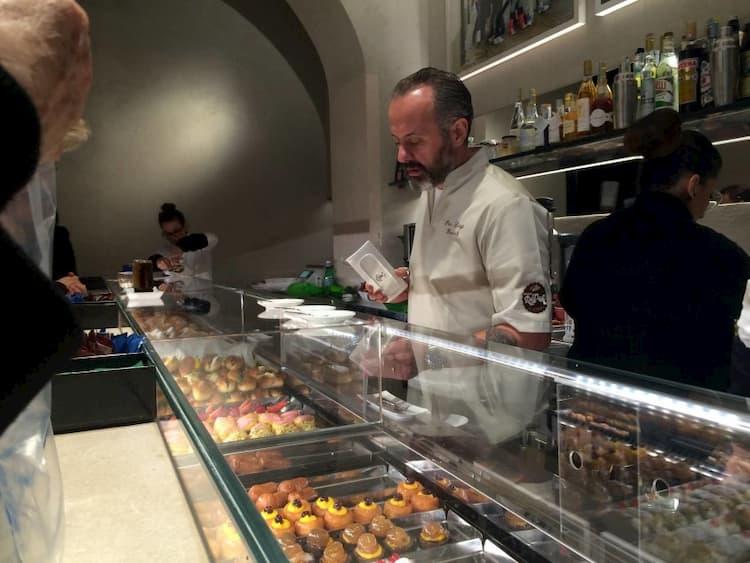 Кофейня Roscioli Сaffe в Риме
