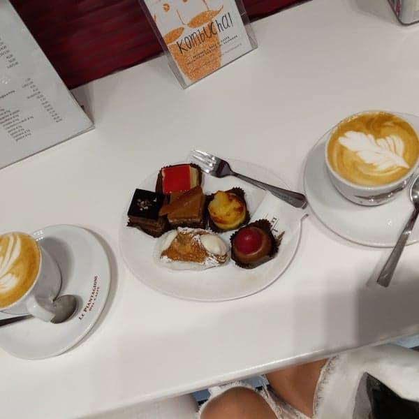 Кофейня Santeo в Риме