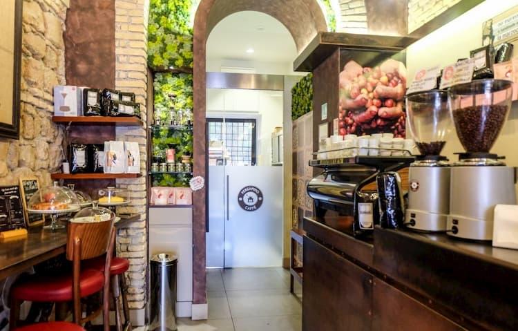Кофейня Pergamino в Риме