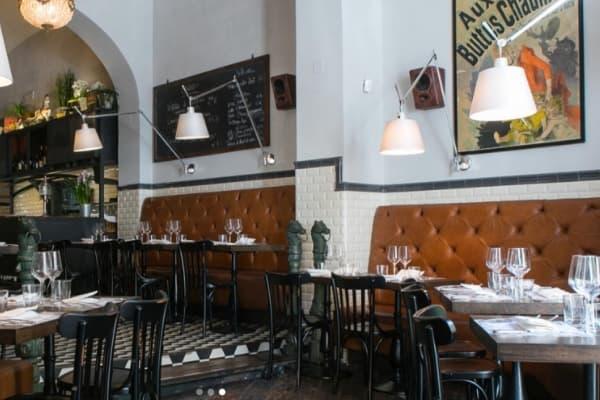 Ресторан Caffe Propaganda в Риме