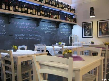 Ресторан Mama Ristobistrot в Риме